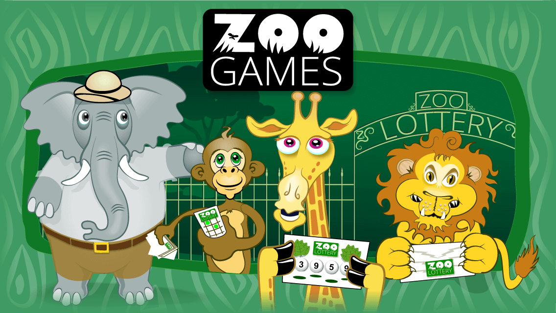 Zoo Lottery Character Lineup